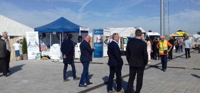 Nova Pazova: Ministar Đorđević svečano otvorio 11. Regionalni sajam privrede