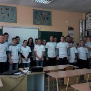 Učenicima Poljoprivredne škole predstavljen projekat LandSense