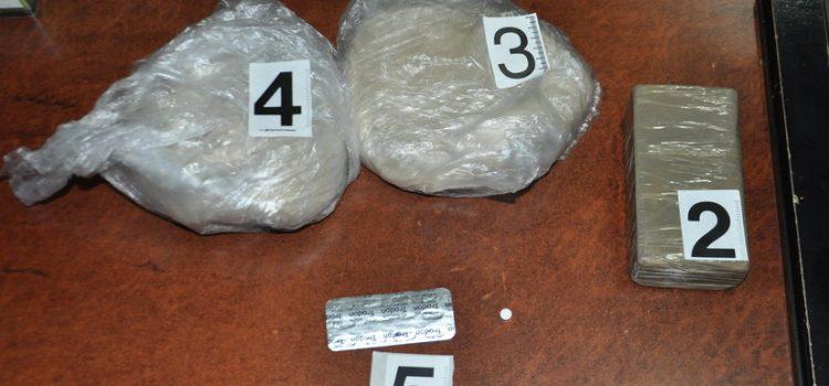 Šid: Uhapšen zbog posedovanja droge