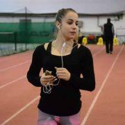 Nova medalja za Vrdničanku Anju Kovač