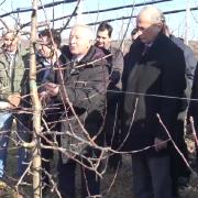 Ministar u Vladi Srbije Milan Krkobabić posetio danas Novi Slankamen