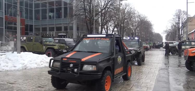 Inđija: Vikend obeležila druga po redu džipijada
