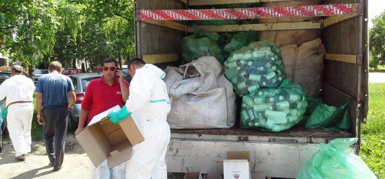 U Sremu prikupljeno oko 10 tona pesticidnog otpada