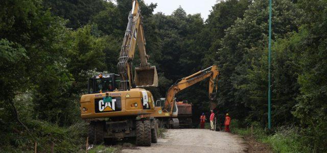 Obnova Grebenskog puta na Fruškoj gori