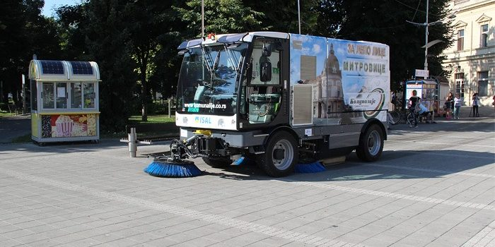 Mitrovačke Komunalije bogatije za još jedno vozilo