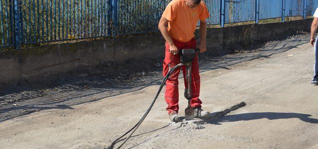 Infrastruktura za ponos Inđije: Rekonstrukcija ulice Save Kovačevića