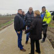 Asfaltiranjem u Hrtkovcima završeni infrastukturni radovi