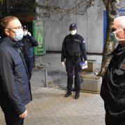 Nebojša Stefanović: Zahvalan sam našim najstarijim sugrađanima koji su bili veoma disciplinovani jutros