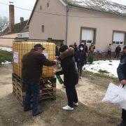 Postavljene cisterne sa dezinfekcionim sredstvom u Sremskoj Mitrovici i okolnim mestima