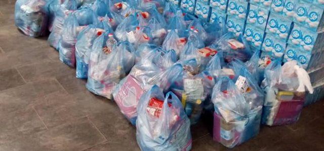 1.117 paketa pomoći u iriškoj opštini