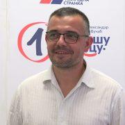 Aktuelni ministar poljoprivrede Branislav Nedimović jedan je od tri kandidata za budućeg gradonačelnika Grada na Savi