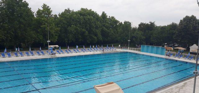 Otvara se nova sezona na bazenu u Inđiji