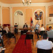 Održana sednica Štaba za vanredne situacije u Rumi – Nove mere zaštite od COVID-a 19