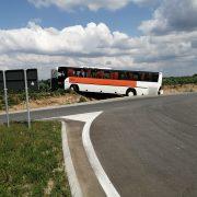 Saobraćajna nezgoda u okolini Rume