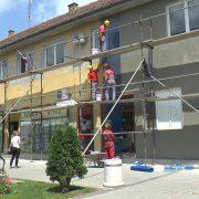 Rekonstruiše se zgrada Mesne zajednice u Platičevu