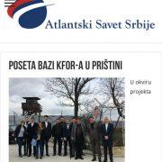 NATO agenti u Srbiji: Šta je Atlantski Savet Srbije?