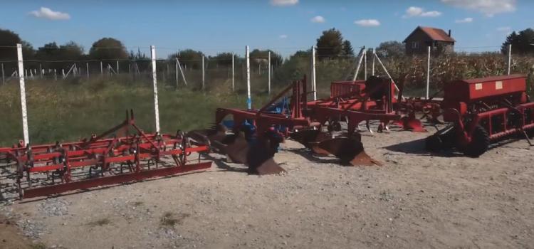 Dobro pripremljena mehanizacija za dobro pripremljeno zemljište (VIDEO)