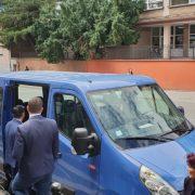 Kombi vozilo za decu sa smetnjama u razvoju