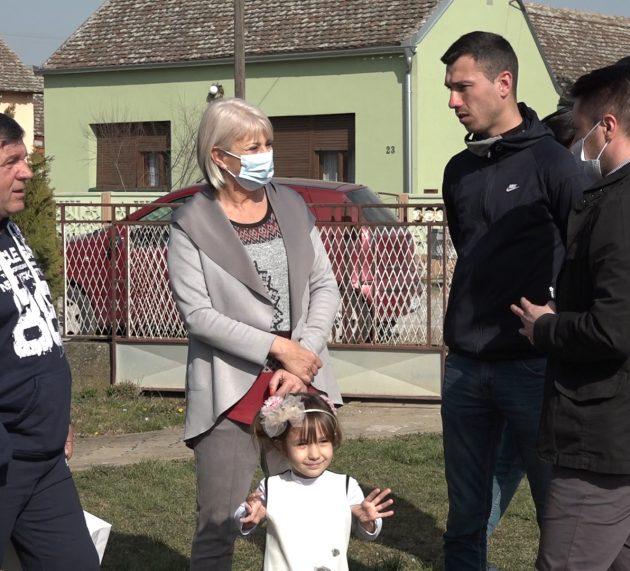 Desetohiljaditi vakcinisani građanin sa teritorije Grada Sremska Mitrovica (VIDEO)