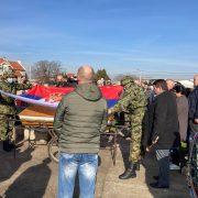 U Laćarku sahranjen heroj sa Košara
