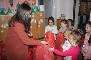Humanitarna akcija za decu sa Kosova (VIDEO)