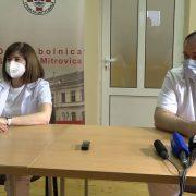 Predsednik Srbije odlikovao mitrovačke lekare (VIDEO)