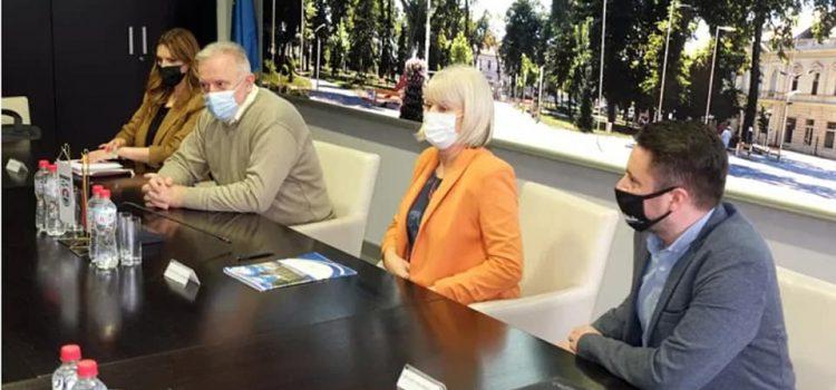 Ministar Dmitrović posetio Sremsku Mitrovicu (VIDEO)
