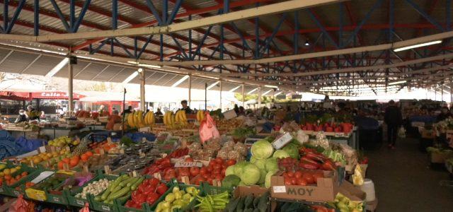 Trgovci na pijacama nezadovoljni prodajom