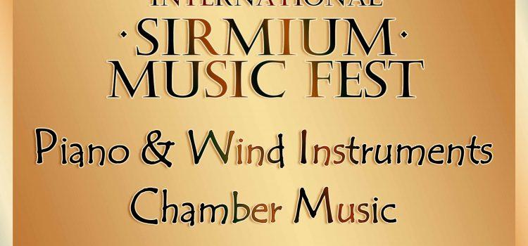 U toku prijave za ovogodišnji Sirmium Music Fest