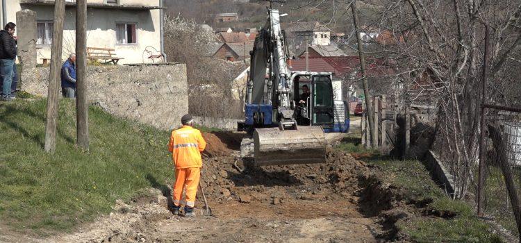 Rekonstrukcija ulica u Ležimiru (VIDEO)