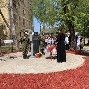 U Sremskoj Mitrovici otkriven spomenik poginulim vojnicima Kraljevine Jugoslavije u Aprilskom ratu