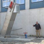 Ugrađena rešetka na FCS Čikas (VIDEO)
