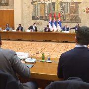 Nove odluke kriznog štaba Srbije