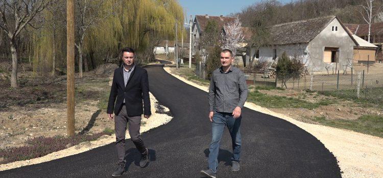 Završeni radovi u Ležimiru (VIDEO)